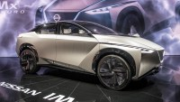 Nissan's electric SUV concept will enter production