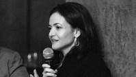 Sheryl Sandberg defends Facebook's data-hungry business model
