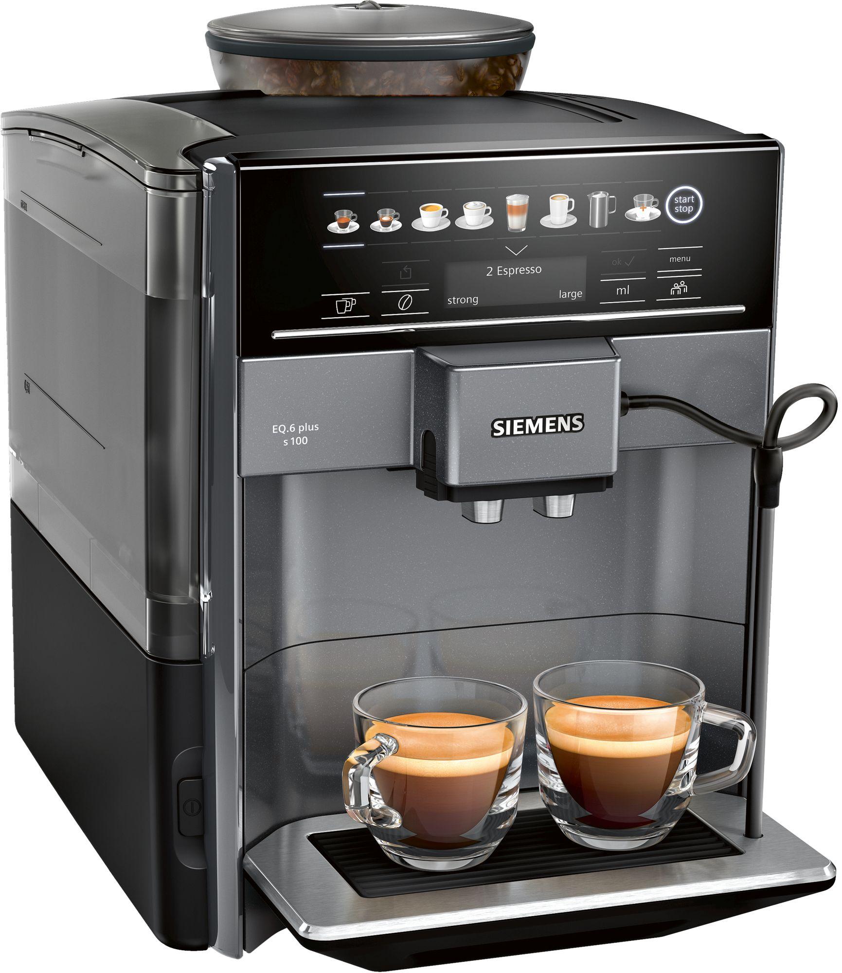 Coffee Machine Siemens Eq 6 Plus S100 User Guide