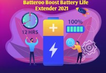Batteroo Boost Battery Life Extender 2021