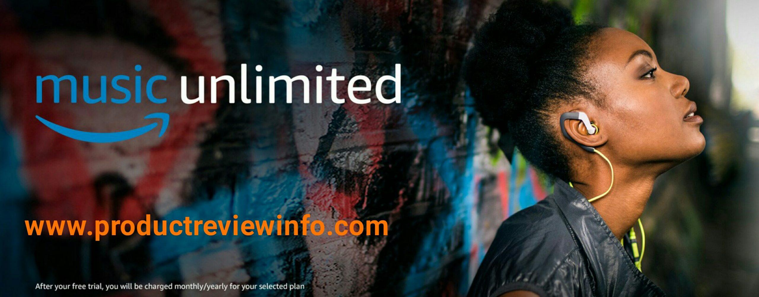 Amazon Music Unlimited Membership Full Review