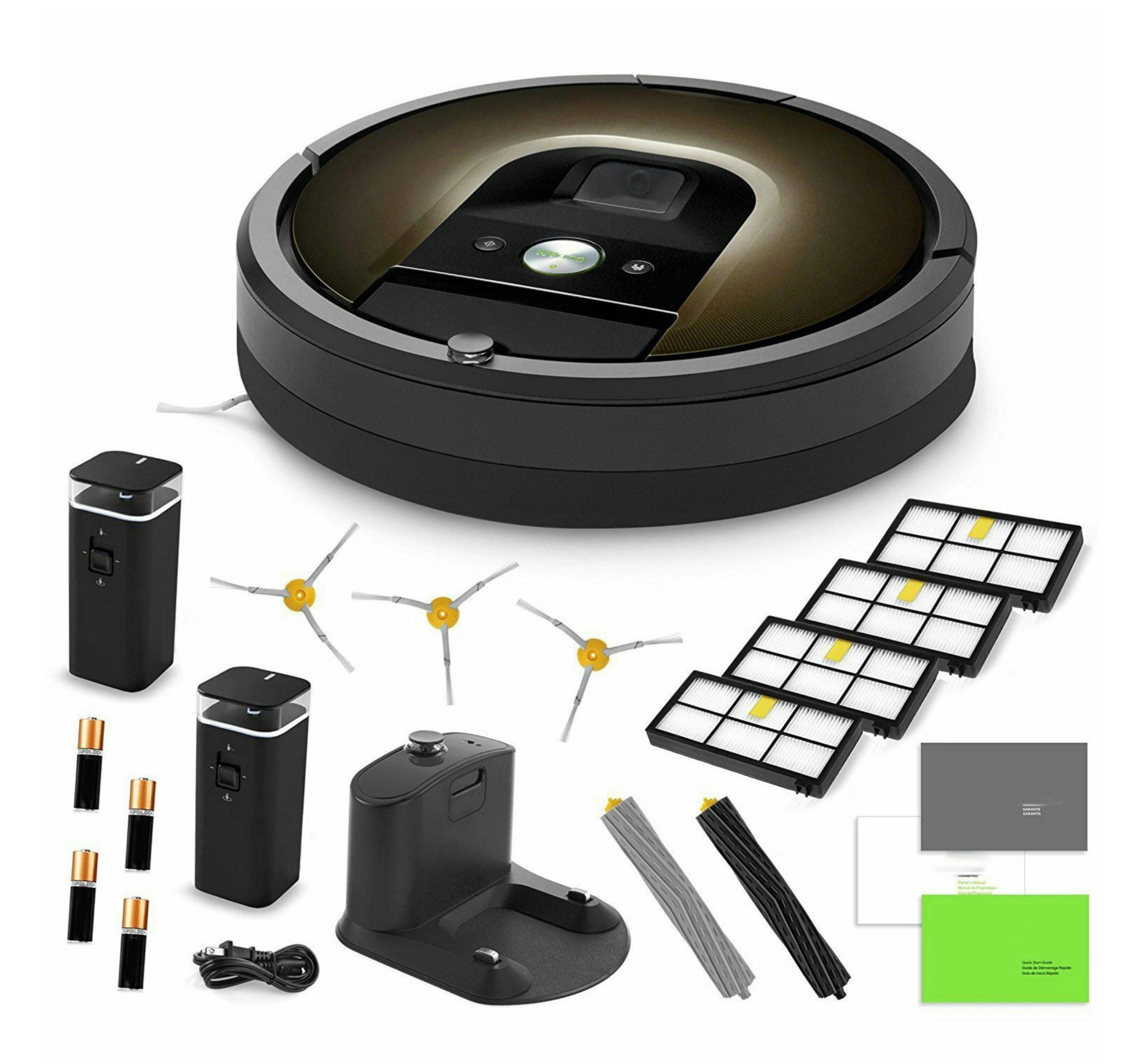 Isn't Best Cheap Robot For Home iRobot Roomba 980