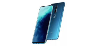 OnePlus 8 Lite Front side and back side photo