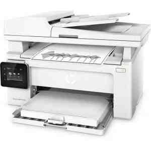 HP LaserJet Pro M130fw All-in-One Monochrome Laser Printer