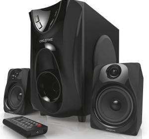 Creative SBS-E2400 2.1 Speakers
