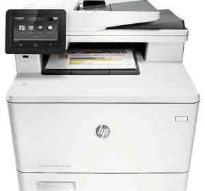 HP Color LaserJet Pro M477fdw Laser Printer