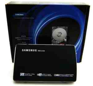 "Samsung 2.5"" SATA Hard Disk Enclosure"