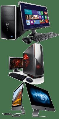 Desktops images
