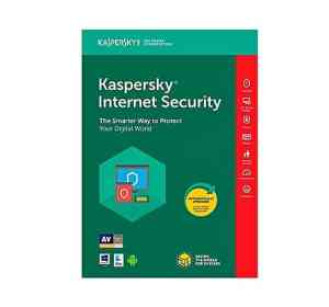 Kaspersky Internet Security 1 User + 1 Year