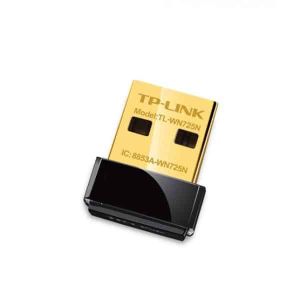 Tp-Link TL-WN725N 150Mbps Wireless Nano USB
