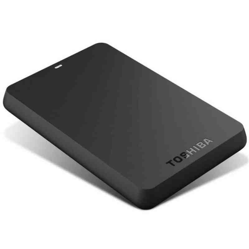 Toshiba 500GB External Hard Disk
