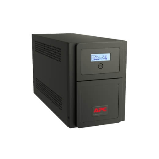 APC Easy UPS SMV 1500 VA, universal socket, 230 V (SMV1500AI-MS)