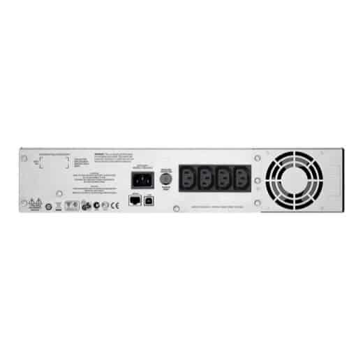 APC Smart-UPS C 1500VA LCD RM 2U 230V_Connectors