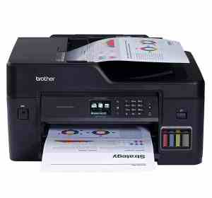 Brother T4500DW A3 Inkjet Printer
