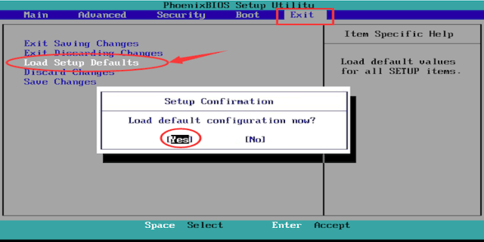 How to fix A Disk Read Error occurred on Windows