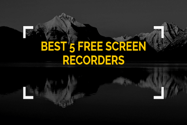 The best free screen recorder 2019: record or stream all the action