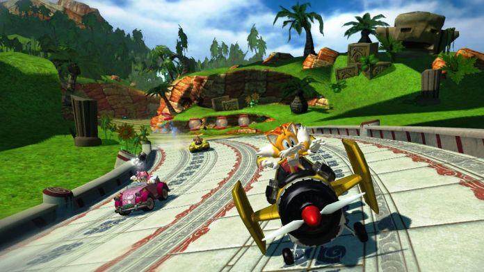 Video de Sonic All Star Racing