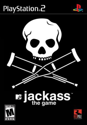 Rómpete una pierna con Jackass the Game