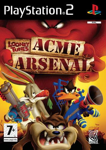 Diversion pura con Looney Toons
