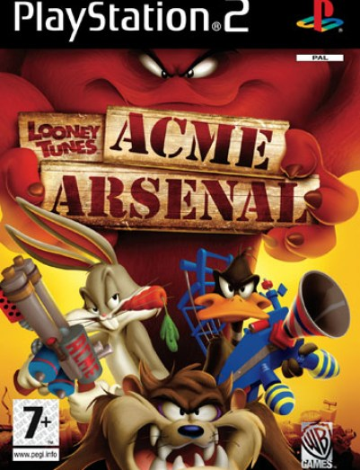 Looney Toones PS2