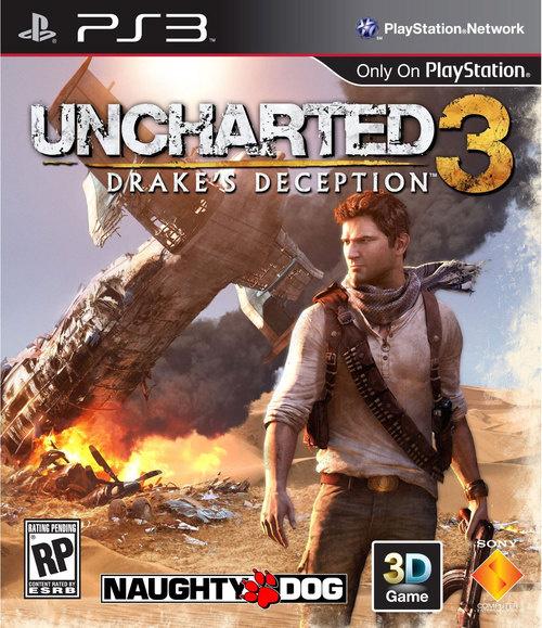 Cómo será Uncharted 3: Drake's Deception