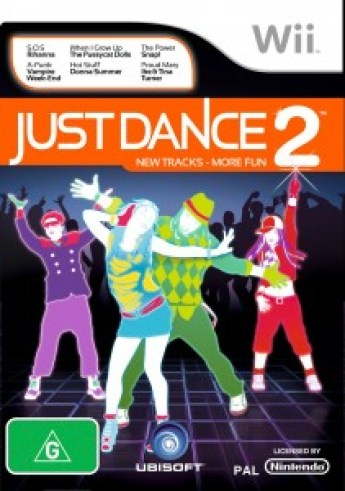 Wii just dance
