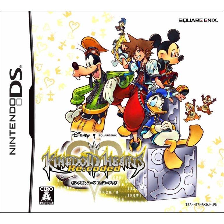 Kingdom Hearts Re: Coded para Nintendo DS