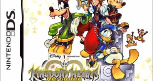 Kingdom Hearts Re: Coded para Nintendo DS