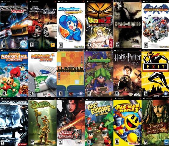 videojuegos para PC