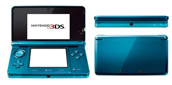 Videojuegos para la Nintendo 3DS