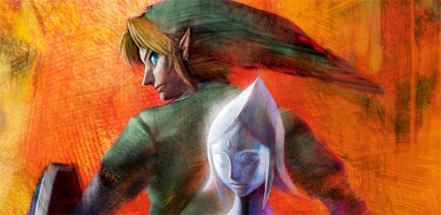 Lanzamiento de Ocarina of Time para Nintendo 3DS