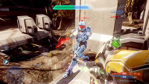 Halo 4 modo Flood