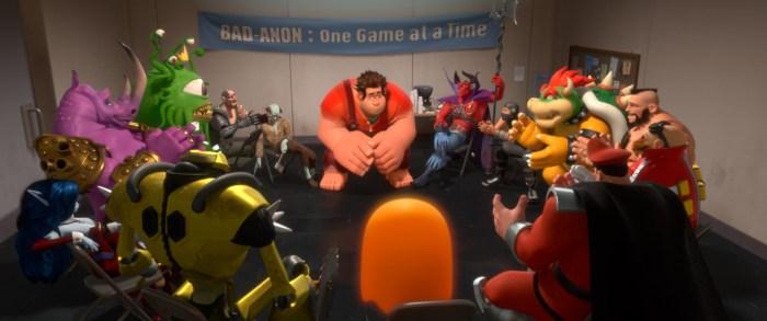 Cuando el director Rich Moore invitó a compañías de videojuegos a llevar sus personajes a Ralph, El Demoledor, varias se emocionaron tanto que estaban dispuestas a competir para participar