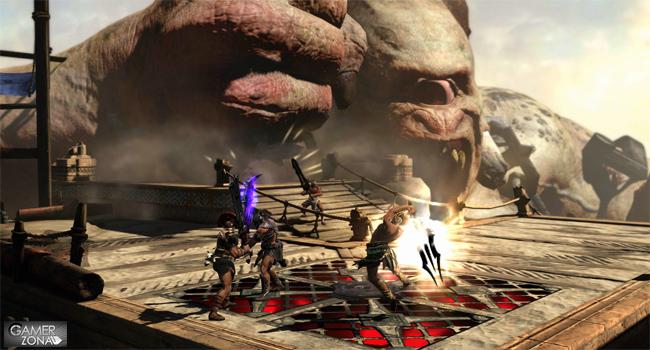 God of War Ascension Multijugador