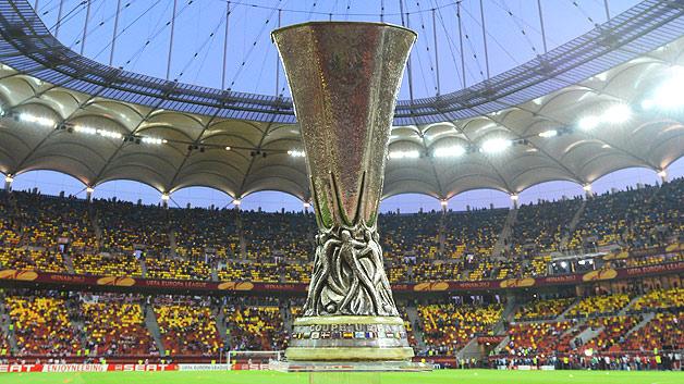 Resultado de imagen de trofeo uefa europa league