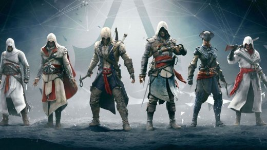 Wallpaper di Assassin's Creed
