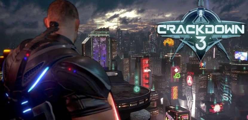 Crackdown 3: il festival della distruzione