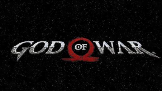 logo god of war nello spazio