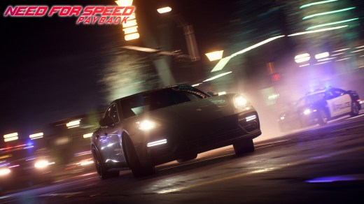 Need for speed 2017 - payBack ps4