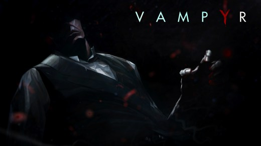 Evocativa immagine di Vampyr