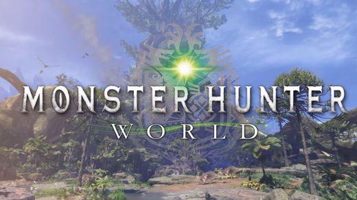 monster hunter world: screen ufficiale