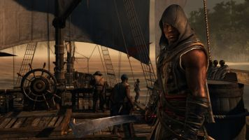 Adewalé in Assassin's Creed: Freedom Cry