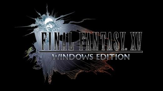 Logo Final Fantasy XV su PC