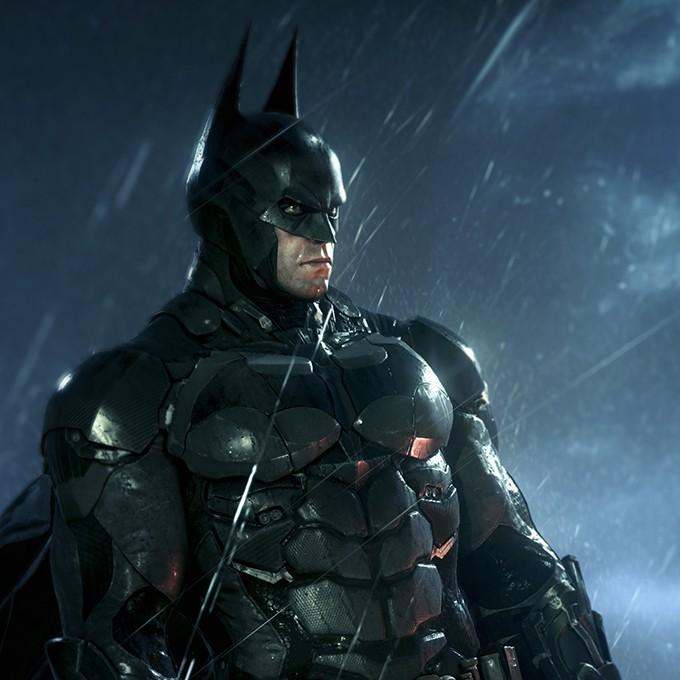 L'uomo-pipistrello in Batman Arkham Knight