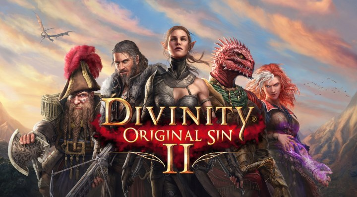 wallpaper copertina divinity: original sin 2
