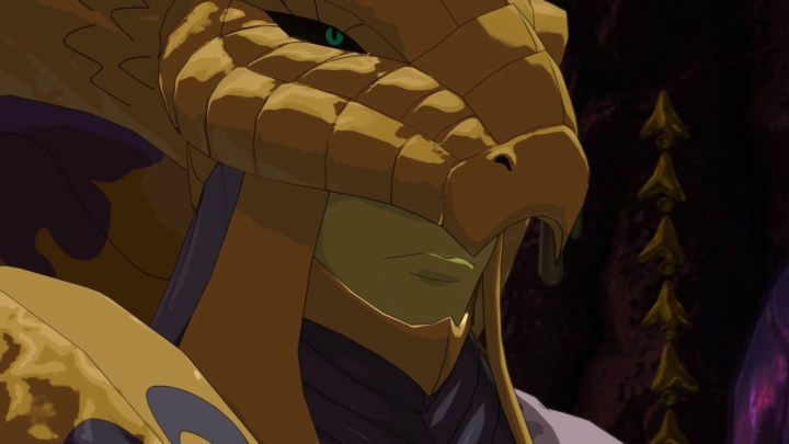 Il presunto antagonista in Ni no Kuni 2