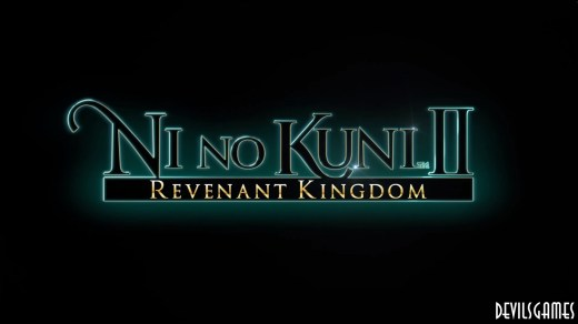Logo Ni no Kuni 2: Revenant Kingdom