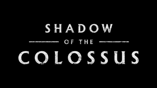 Logo remake di Shadow of the Colossus