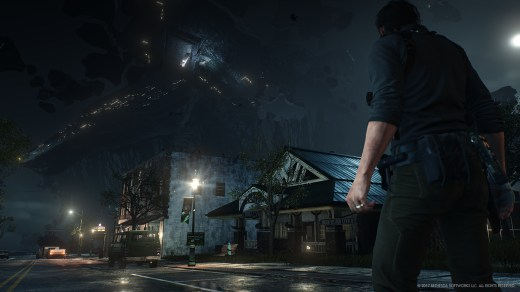 Union City in The Evil Within 2