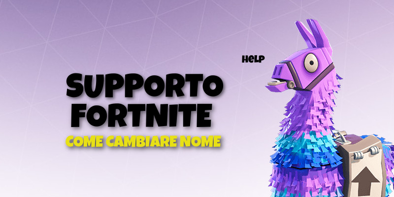 Fortnite: come cambiare nome su PC, PS4, Xbox One